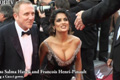 Exclusive Celebrities at Cannes 2012 and Pronovias 2013 Bridalwear Show